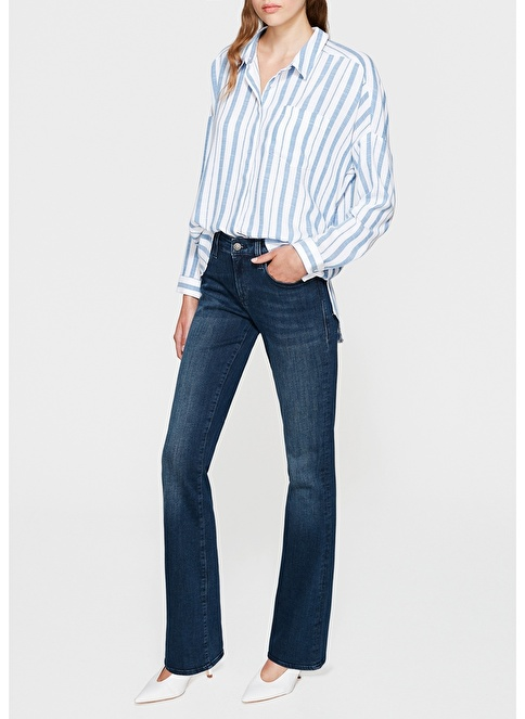 Mavi Jean Pantolon | Molly - Regular Lacivert